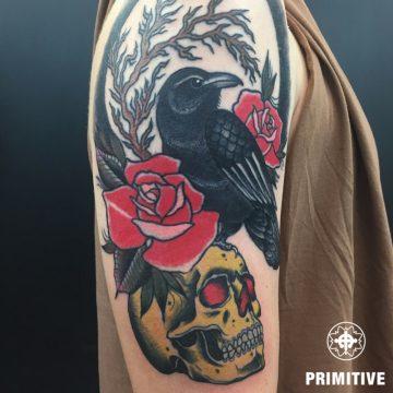 crow-skull