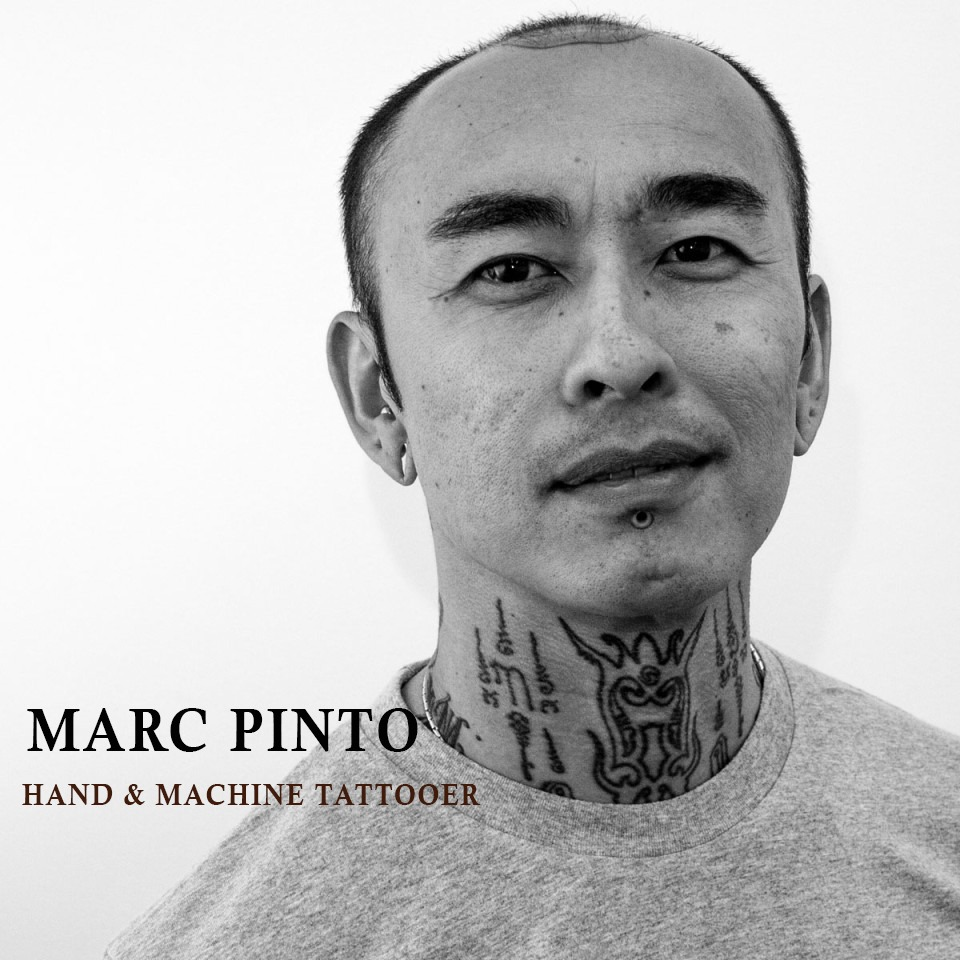 Marc Pinto Tattoo Artist