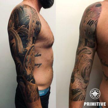 marc-japanese-sleeve-black-grey