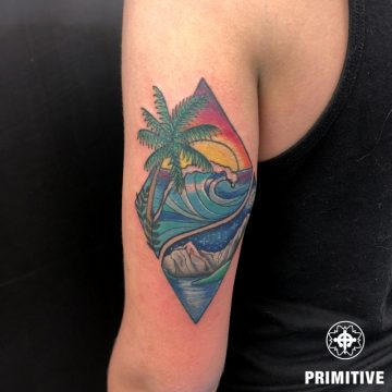 palmtree-colorful-diamond-