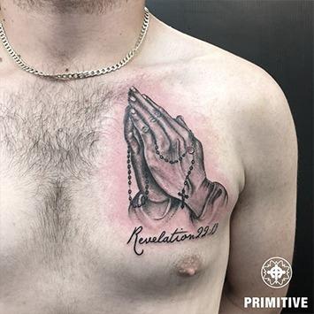 Tattoo Shop In Perth