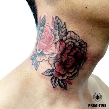 Marc Pinto Best Japanese Tattooo in perth Koi Dragoin getsha samurai tattoo. www.primitivetattoo.com.au208