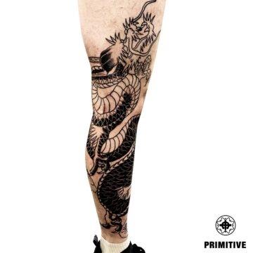 Marc Pinto Best Japanese Tattooo in perth Koi Dragoin getsha samurai tattoo. www.primitivetattoo.com.au221