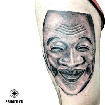 Marc Pinto Best Japanese Tattooo in perth Koi Dragon geisha samurai tattoo. www.primitivetattoo.com.au244