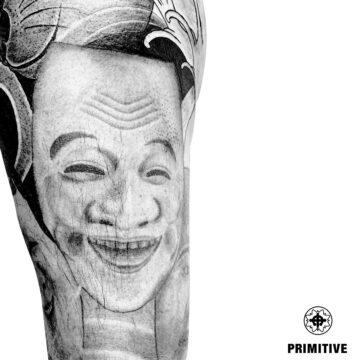 Marc Pinto Best Japanese Tattooo in perth Koi Dragon geisha samurai tattoo. www.primitivetattoo.com.au250