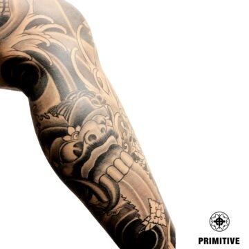 Marc Pinto Best Japanese Tattooo in perth Koi Dragon geisha samurai tattoo. www.primitivetattoo.com.au262