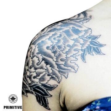 Marc Pinto Best Japanese Tattooo in perth Koi Dragon geisha samurai tattoo. www.primitivetattoo.com.au300